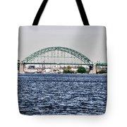Tacony Bridge Tote Bag