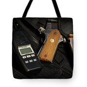 Tactical Gear - Gun  Tote Bag