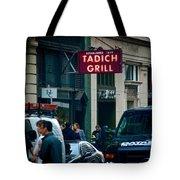 Tadich Grill Tote Bag
