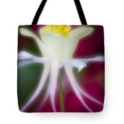 Tadpole Flower Tote Bag