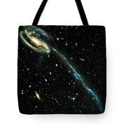 Tadpole Galaxy Tote Bag