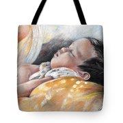 Tahitian Baby Tote Bag