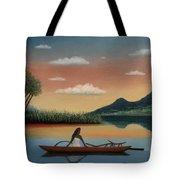 Tahitian Morning Tote Bag