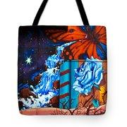 Tahlequah Graffiti Tote Bag