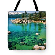 Tahoe Bliss Tote Bag