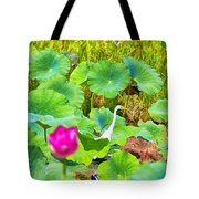 Tail-end Of The Wet Season Tote Bag