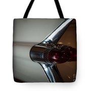 Tail Light Tote Bag