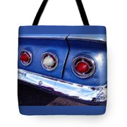 Tail Lights And Fenders Tote Bag