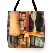 Tailor - A Pair Of Dummies Tote Bag