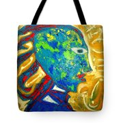 Taino Influence Tote Bag
