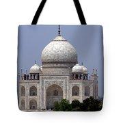 Taj Mahal - Agra - India  Tote Bag