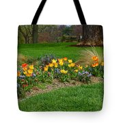 Take A Deep Breath Of Springtime Tote Bag
