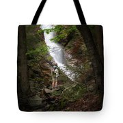 Take A Hike Tote Bag by Bill Wakeley