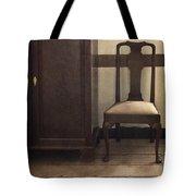 Take A Seat Tote Bag by Margie Hurwich
