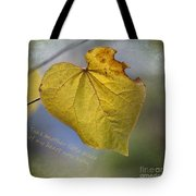 Take Another Little Piece Of My Heart Tote Bag