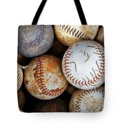 Take Me Out To The Ball Game Tote Bag