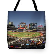 Take Me Out To The Ballgame Tote Bag