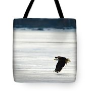 Take Out Duck Tote Bag