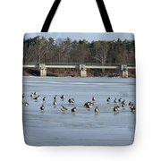 Take The Beach Tote Bag