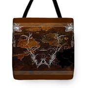 Take The Bull By Its Horns Tote Bag