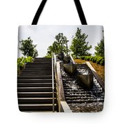 Take The Stairs Or... Tote Bag