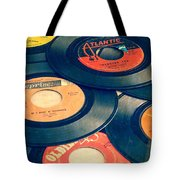 Take Those Old Records Off The Shelf Tote Bag