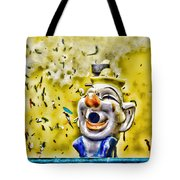 Take Your Best Shot Tote Bag by Colleen Kammerer