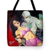 Take Your Medicine By Mike Vanderhoof  Tote Bag