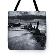Taken By The Sea Tote Bag