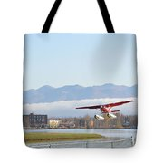 Takeoff 3 Tote Bag