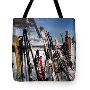 Takin' A Break Tote Bag by Lois Bryan