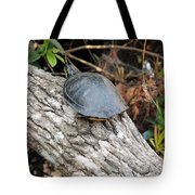 Taking A Breather Tote Bag