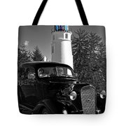Taking A Drive Tote Bag