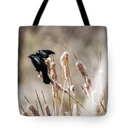 Taking Flight Tote Bag