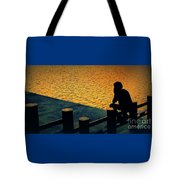 Taking In The Day Tote Bag