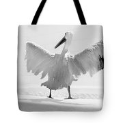 Taking The Plunge - Pelican - Bathroom Tote Bag