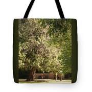 Taking Time Out Tote Bag