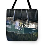 Taku Smokeries Reflected Tote Bag