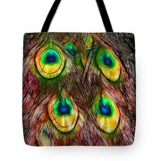 Tale Of A Tail Tote Bag