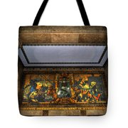 Talents Diversified Find Vent In Myriad Form V2 Tote Bag