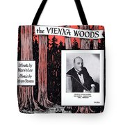 Tales From The Vienna Woods Tote Bag