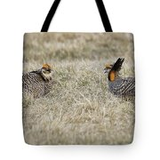 Talking About It Tote Bag