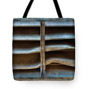 Talking Vent Tote Bag