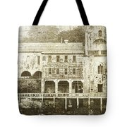 Talking Walls Tote Bag