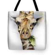 Tall Blonde Tote Bag