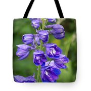 Tall Garden Beauty Tote Bag