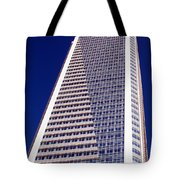 Tall Highrise Building Tote Bag