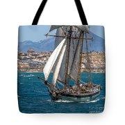 Tall Ship Alicante Tote Bag