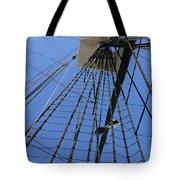 Tall Ship IIi Tote Bag