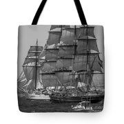 Tall Ship Stad Amsterdam Tote Bag
